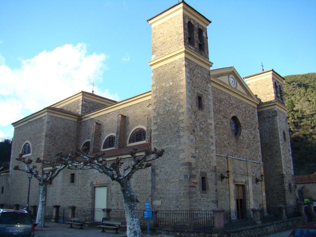 Iglesia Nueva de San Vicente Potes Cantabria 07