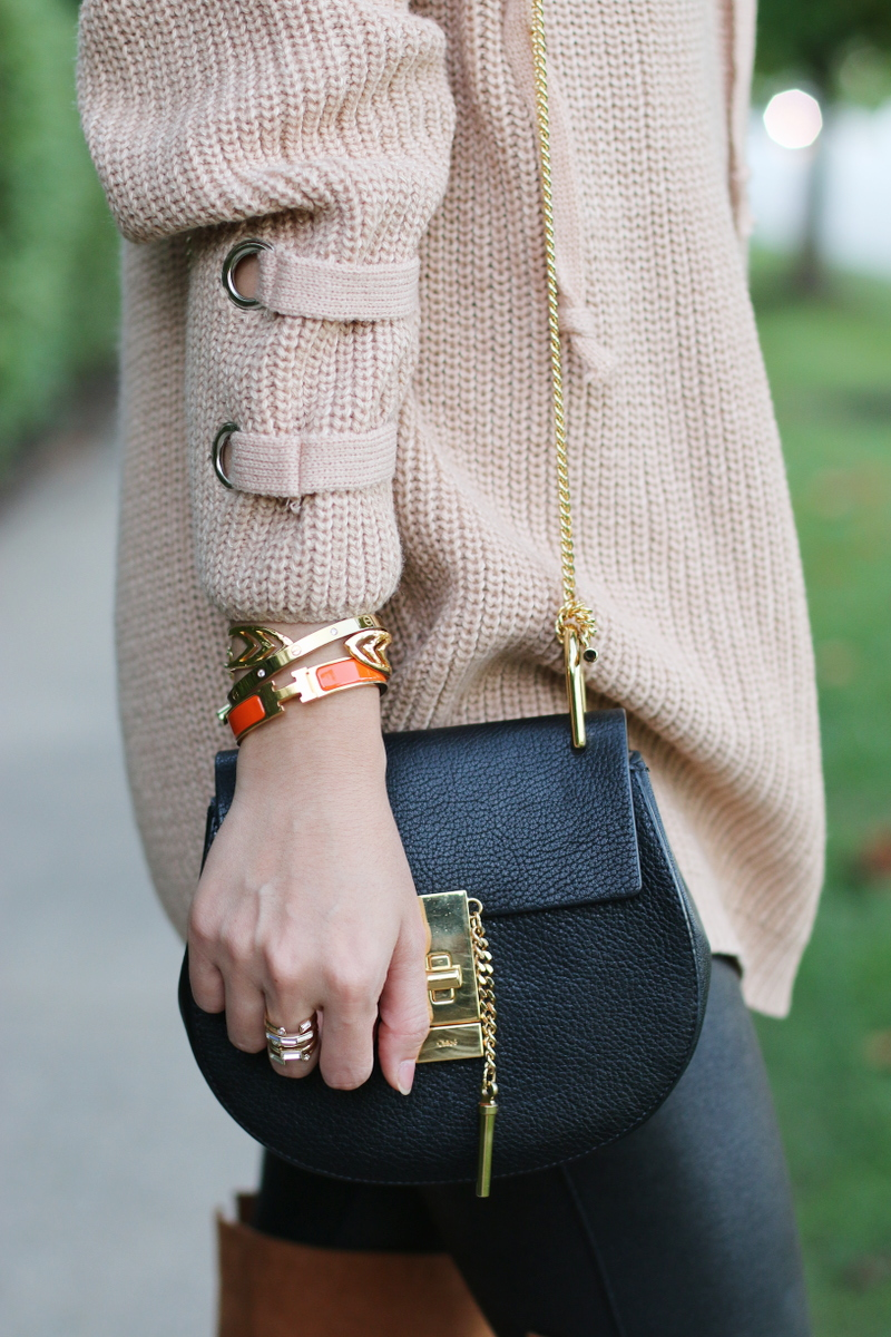 lace-up-sleeves-chloe-mini-drew-bag-hermes-bangle-4