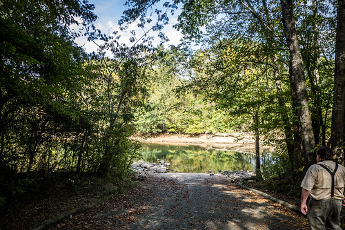 Tugaloo River at Walker Creek-002