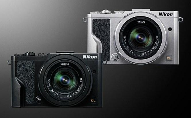 Nikon-DL-compact-premium-cameras