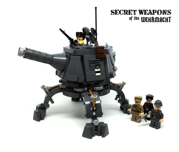 Secret Weapons of the Wehrmacht