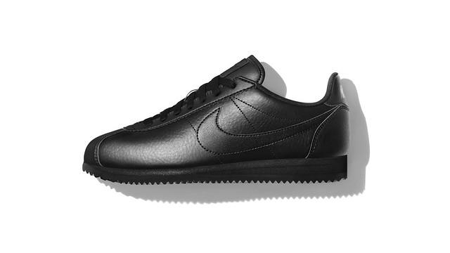 NSW Beautiful Power Classic Cortez Leather Black