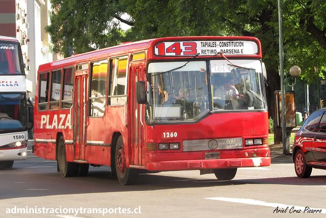 Buenos Aires 143 | Plaza | Eivar - Mercedes Benz / CHD205