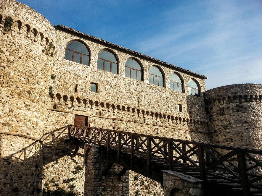 Castello Angioino (Civitacampomarano)