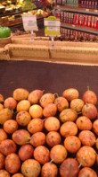 Passionfruit outside bali
