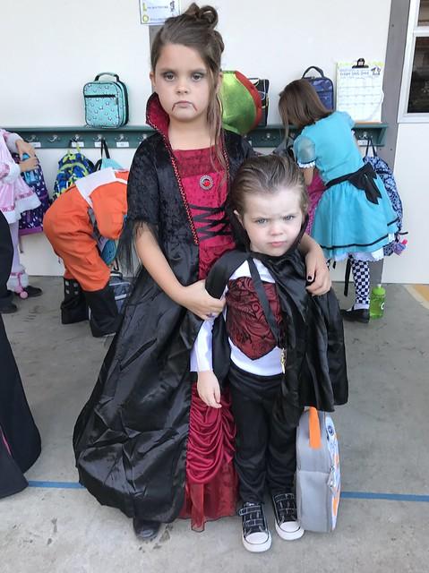 my vampires