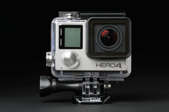 GoPro-Hero4-Silver-front-full