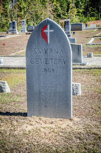 Smyrna Methodist Church Cemetery-002