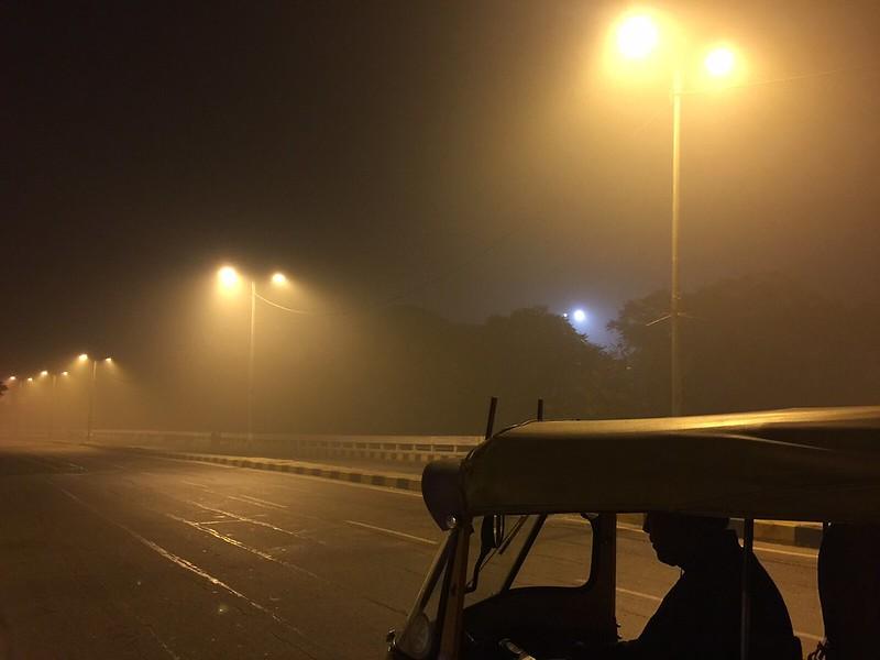 City Season – Finding Poets, Etc, In The World's Most Poisonous Smog, Around Delhi