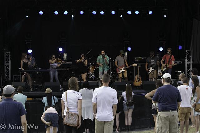 Loon Choir @ Ottawa Dragon Boat Festival