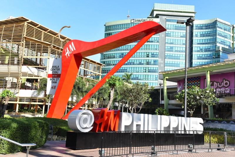 H&M Cebu
