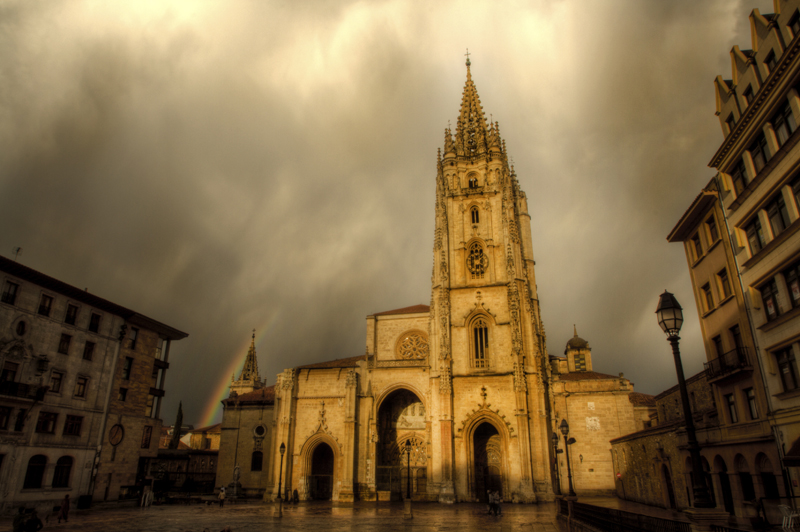 Cathedral. Oviedo. Catedral
