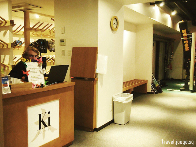 Ki Niseko Valet - travel.joogo.sg