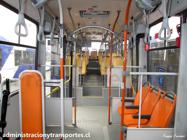 Transantiago   Subus   Marcopolo Gran Viale - Volvo / FLXP10 - 7552