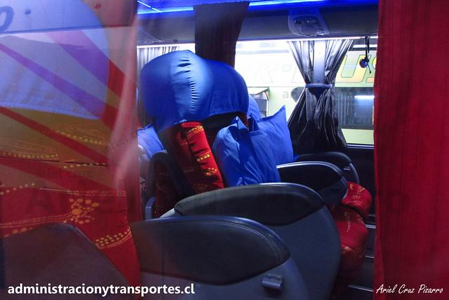 Bus Norte (Cama Ejecutivo) | Marcopolo Paradiso 1800 DD G7 - Volvo / GCKV19 - 210