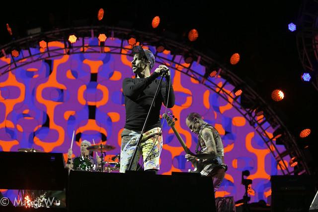 Red Hot Chili Peppers @ RBC Ottawa Bluesfest 2016