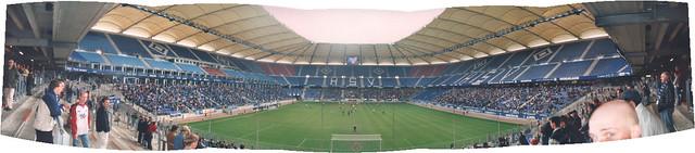 Volksparkstadion, Hamburg ♡