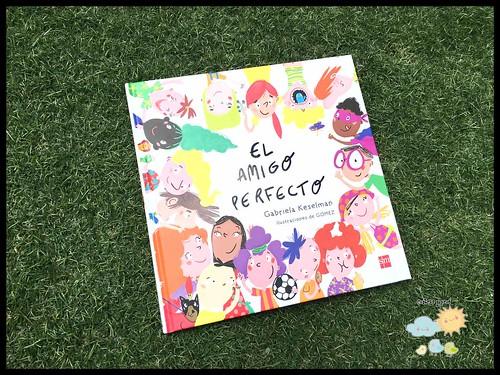 Libro El amigo perfecto. Reseña