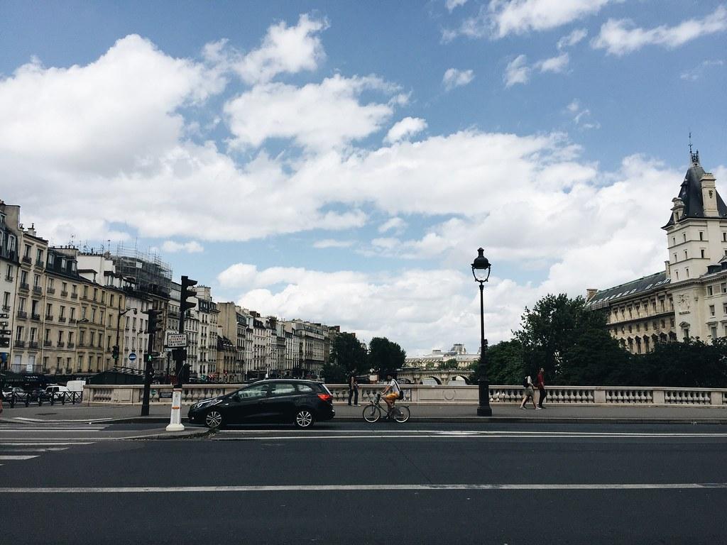Paris 2016 seine