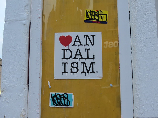 Stickers in Bristol