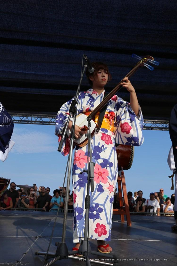 MATSURI - IV Festival Tradicional Japonés (2016)