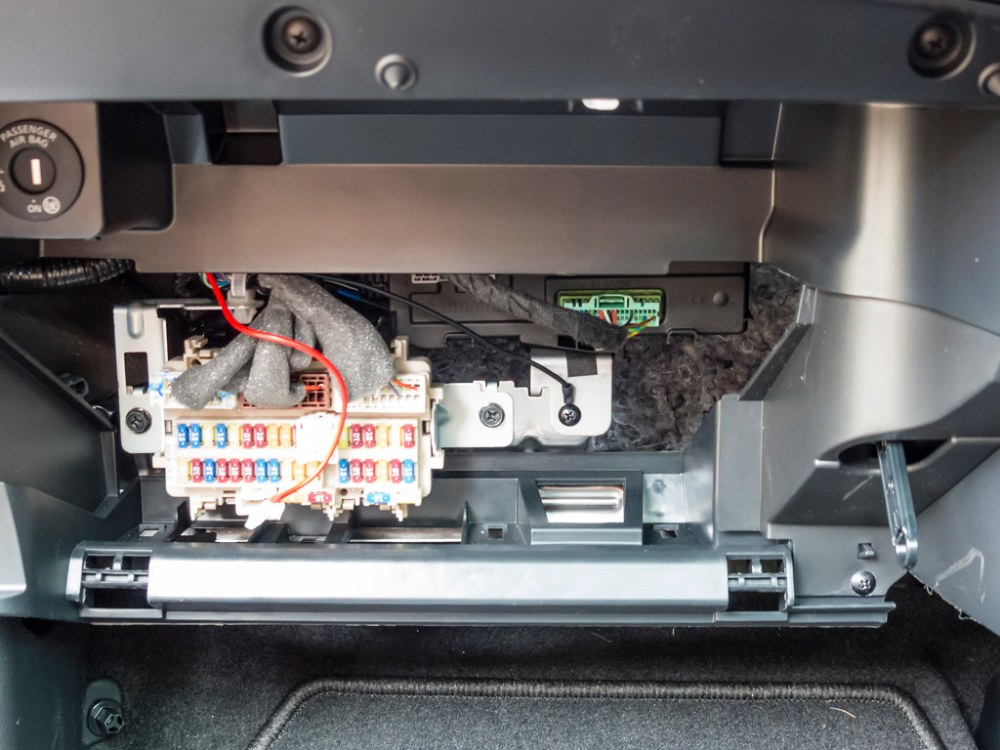 medium resolution of installing a dashcam nissan qashqai forumsnext i selected my chosen fuse in my case a