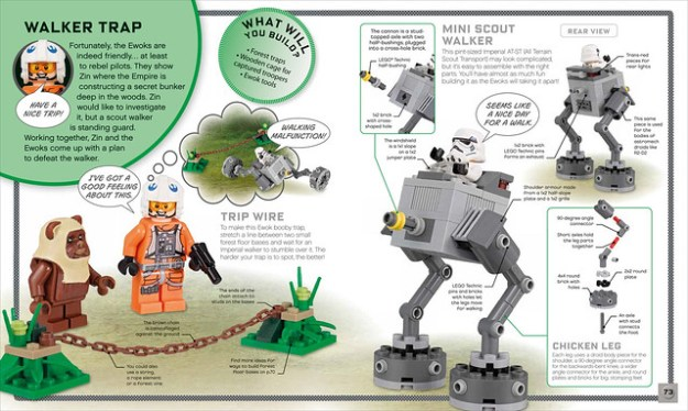 LEGO Star Wars Build Your Own Adventure - exclusive sneak peek and ...