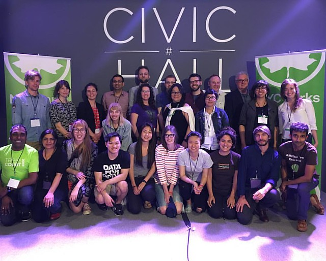 Congrats @nycparks #datajam winners!! NYC #opendata + #nyctreescount + #hackforchange!