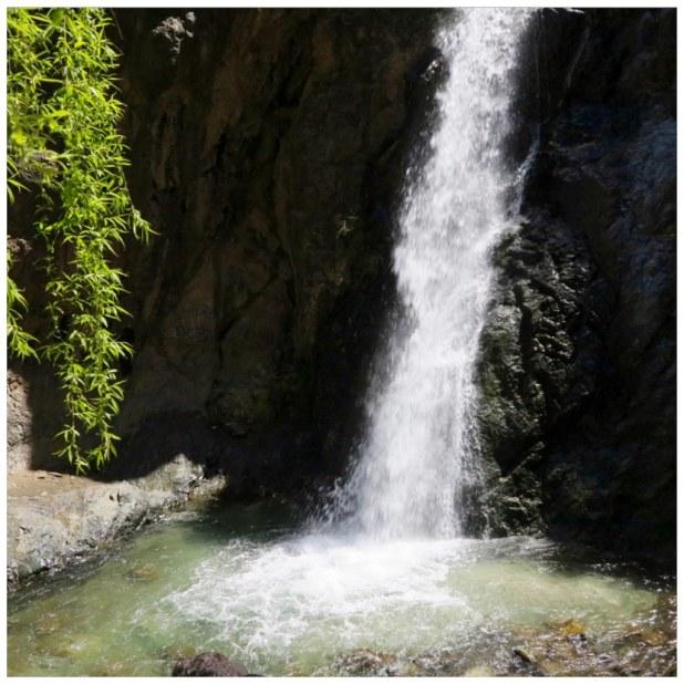 Cascadas en Valle Ourika