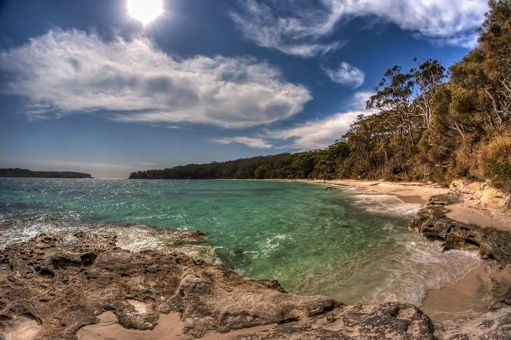 National Parks in Australia: Jervis Bay