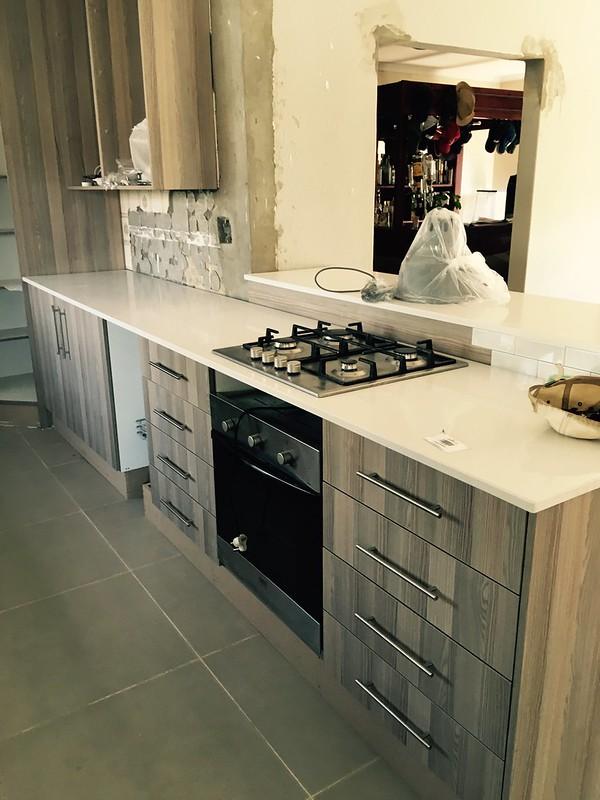 Kitchen renovation: almost ready