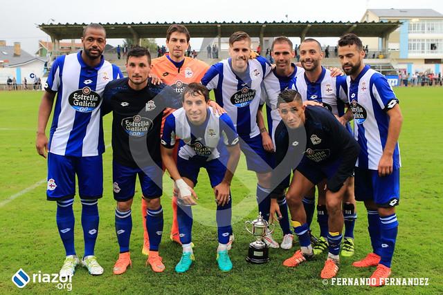 Pretemporada. Dépor 2 - Oviedo 0