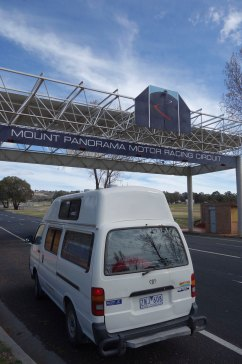 Bathurst - Mt. Panorama Motor Racing Circuit
