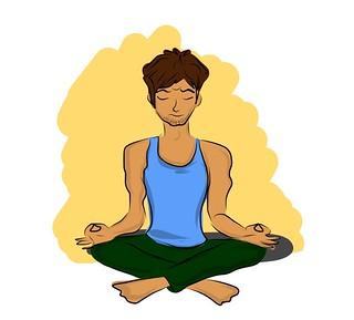 Mosaic trys...Yoga
