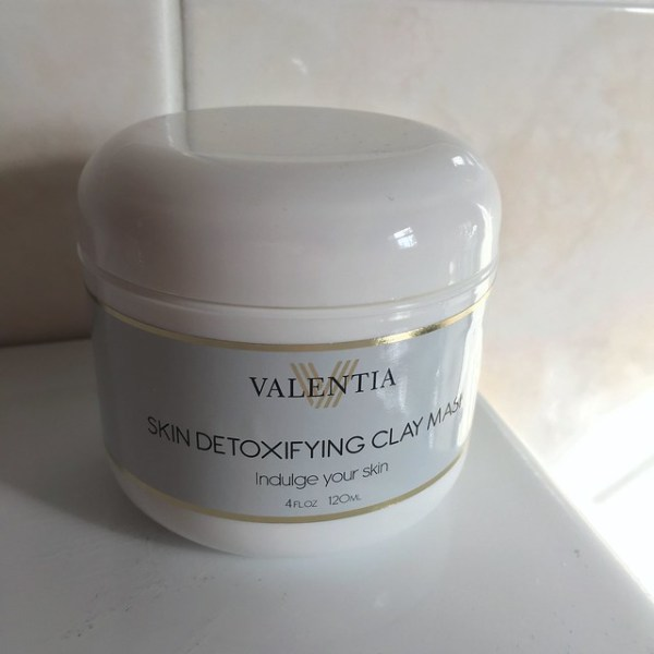 Valentia Skin Detoxifying Clay Mask | Shades of Sarah