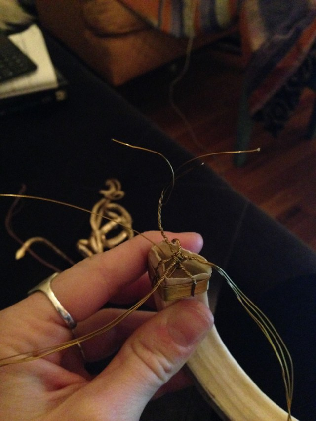 DIY Tusk/Tooth Necklace