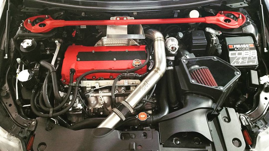 yr advance turbo duct and manifold
