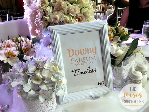 downy timeless