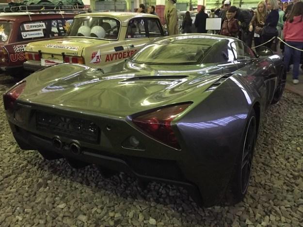 Marussia B1 / Маруся B1, 2010