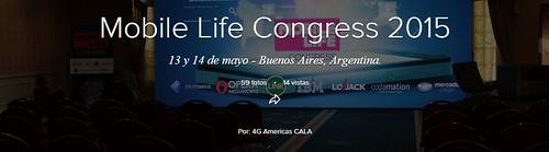 Mobile Life Congress 2015