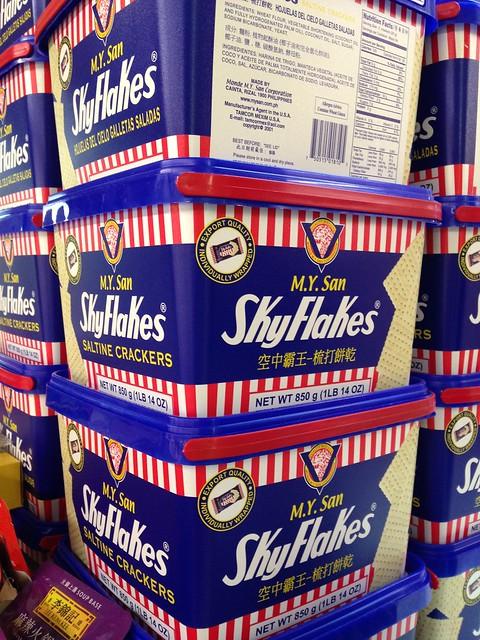 Sky Flakes, Super Oriental Market, Birmingham