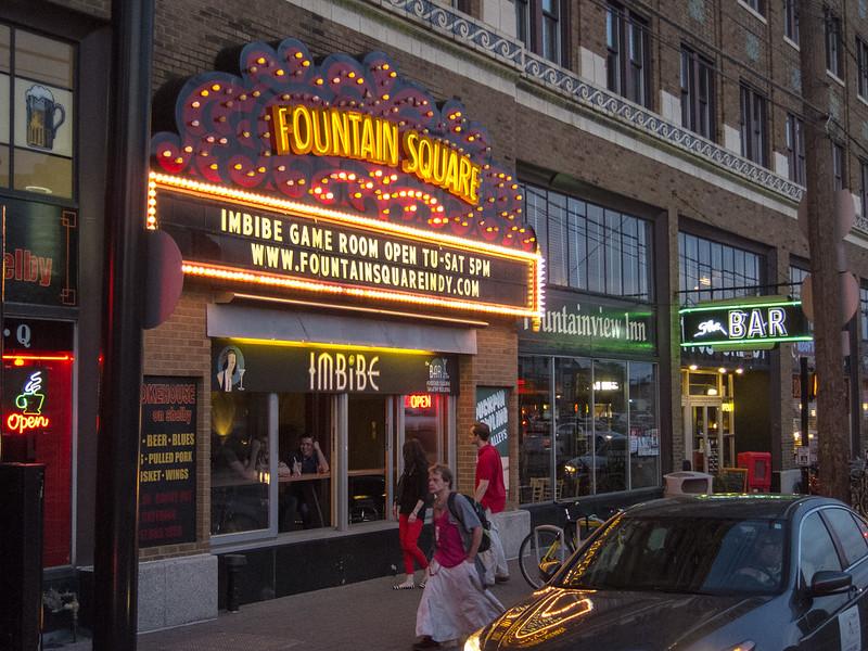 Fountain Square Theater