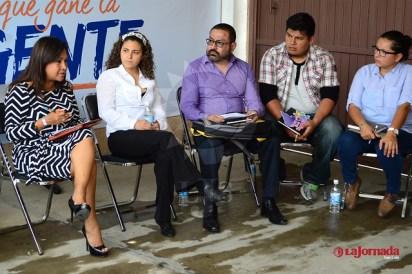 Sonia Mendoza trata de enmendarse con grupos LGBT; fue una reunión infructuosa, responden