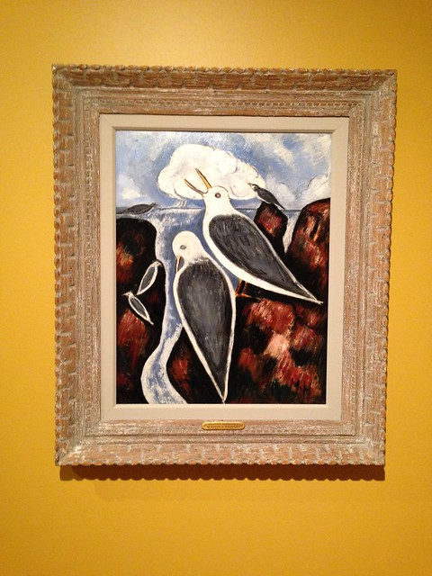 Marsden Hartley: Chanties to the North