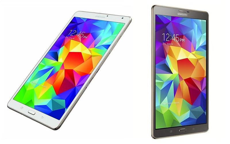 Galaxy Tab S Pro 8.4 colores