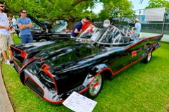 1966 Lincoln Batmobile