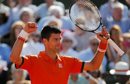 Djokovic vence a Nadal en cuartos de final de Roland Garros
