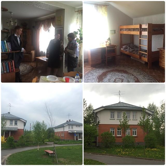 Sos villages Pushkin