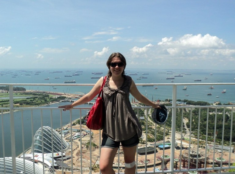 The Time I Used Medicinal Chicken Essence in Singapore - the tea break project solo female travel blog