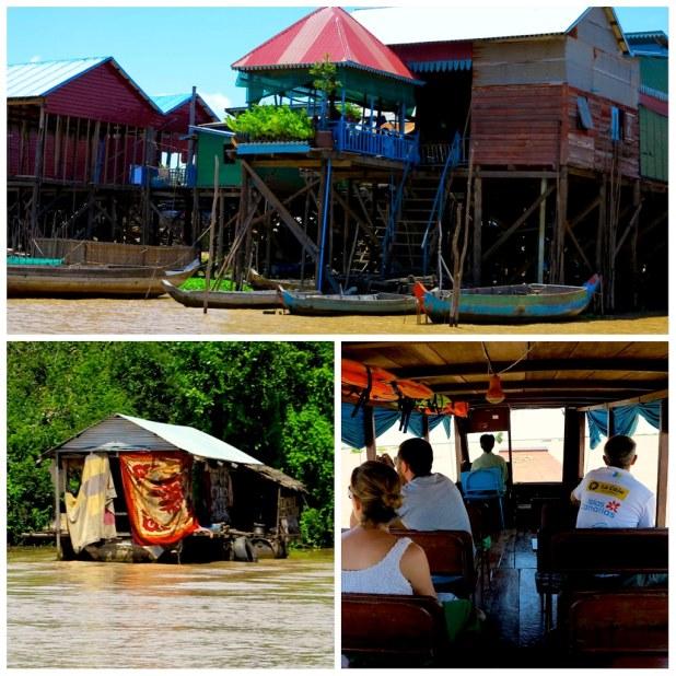 Lago Tonle Sap, Siem Reap